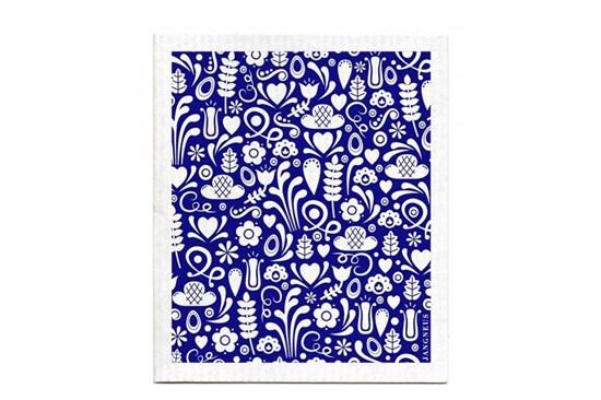 Hubka - lúka modrá