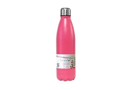 Termofľaša Biodora 500ml ružová