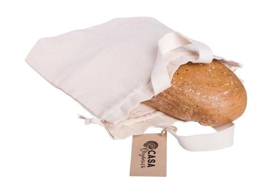 Taška na chlieb z biobavlny