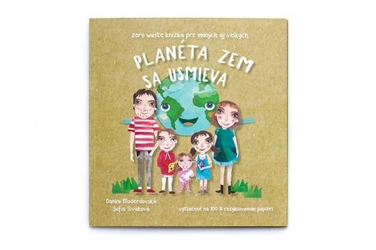 Planéta Zem sa usmieva - kniha