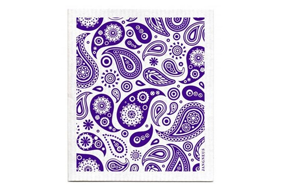 Hubka - kvapky fialové