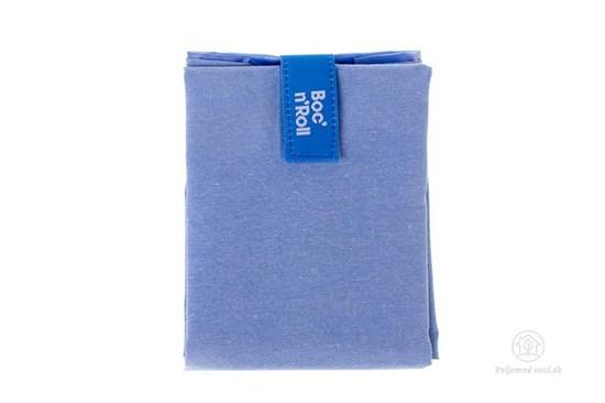 Boc'n'Roll obal na jedlo - modrý ECO