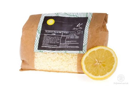 Non-toxic mydlo na pranie citrón - strúhané - 250g