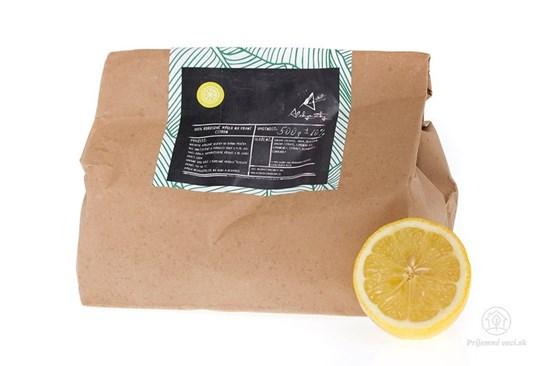 Non-toxic mydlo na pranie citrón - strúhané - 500g