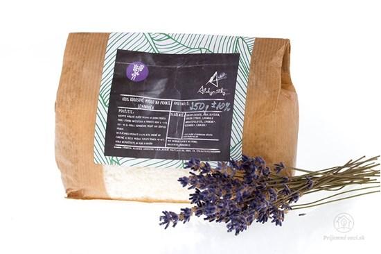 Non-toxic mydlo na pranie levanduľa - strúhané - 250g