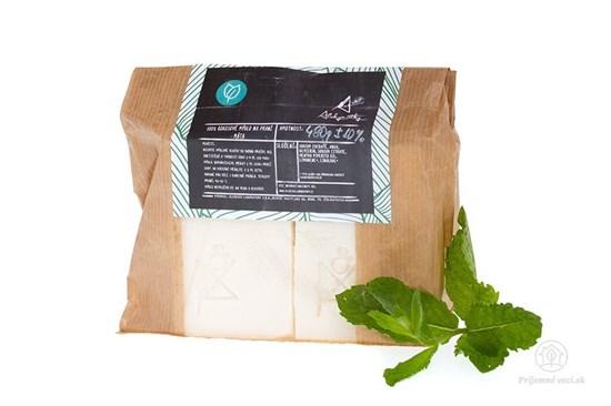Non-toxic mydlo na pranie mäta - tuhé 4ks