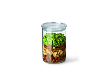 Obrázok pre výrobcu Sklenená dóza na potraviny 0,8l