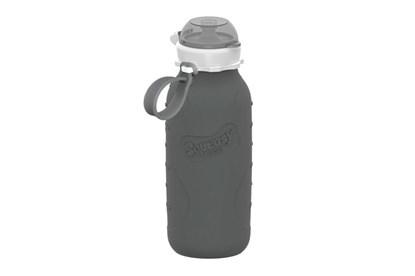Obrázok pre výrobcu Silikónová fľaša sivá - 480ml