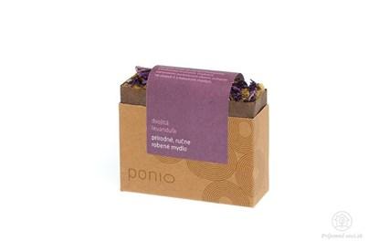 Obrázok pre výrobcu Mydlo Ponio - dvojitá levanduľa s kvetmi