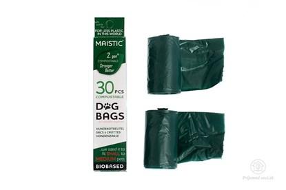 Obrázok pre výrobcu Kompostovateľné vrecká pre psíkov (30ks)