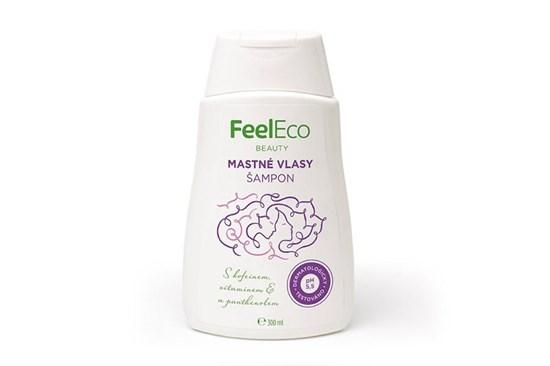 Feel eco šampón na mastné vlasy