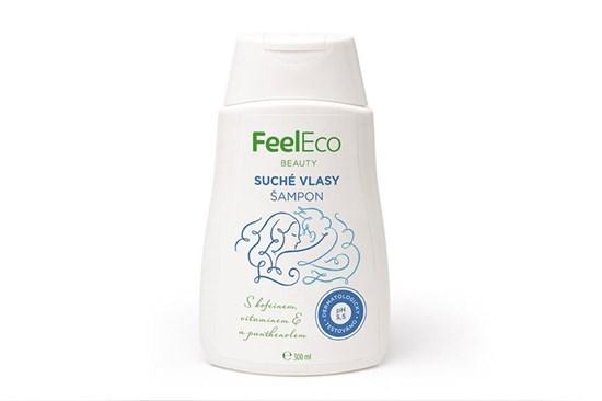 Feel eco šampón na suché vlasy