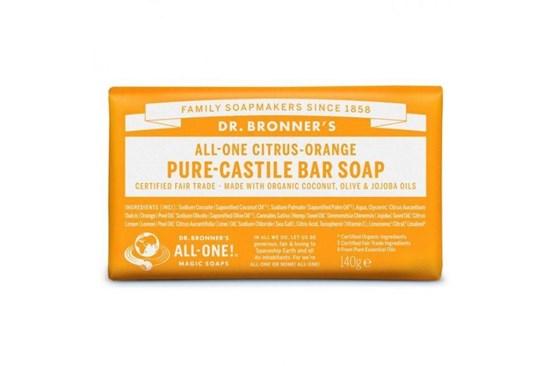 Kastílske mydlo Dr. Bronner´s - citrus