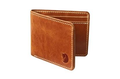 Obrázok pre výrobcu Kožená peňaženka - FjällrävenÖvik - hnedá