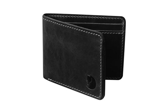 Kožená peňaženka - FjällrävenÖvik - čierna