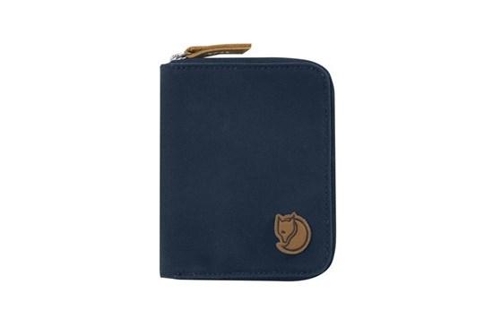 Peňaženka na zips - Fjällräven - tmavomodrá