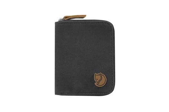 Peňaženka na zips - Fjällräven - tmavosivá