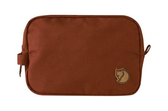 Príručná taška Fjällräven - červeno-hnedá