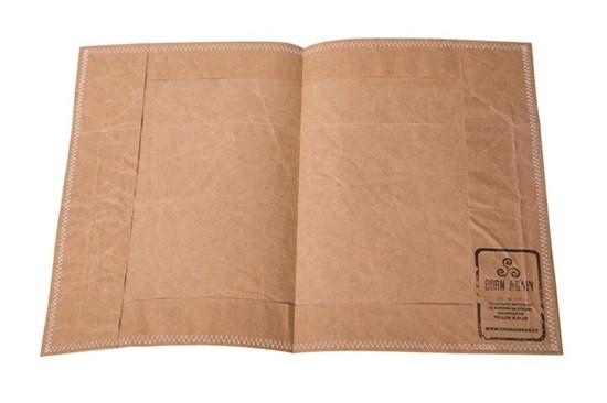 Obal na zošit A5 - z recyklovaného papiera