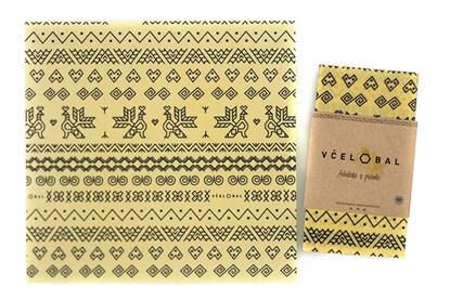 Obrázok pre výrobcu Včelobal M - folklór