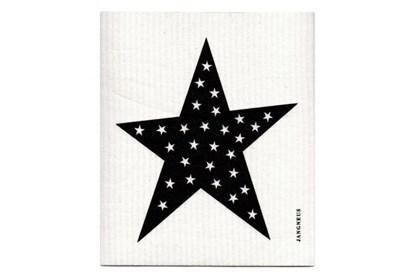 Obrázok pre výrobcu Hubka - hviezda čierna