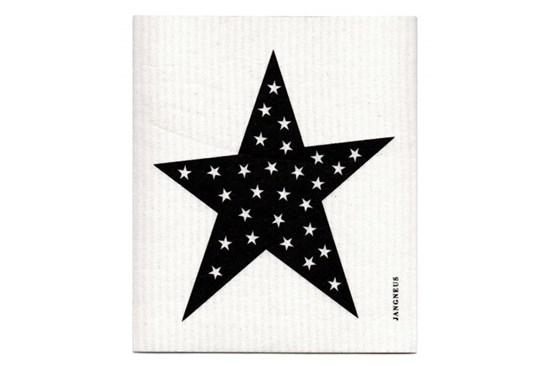 Hubka - hviezda čierna