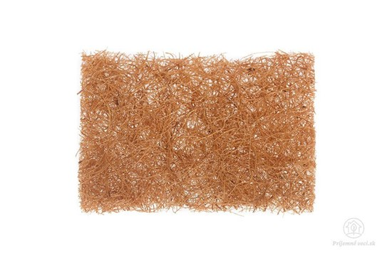 Drôtenka z kokosového vlákna