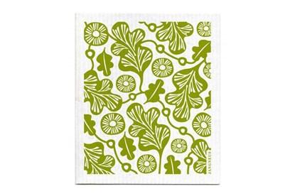 Obrázok pre výrobcu Hubka - dubový list - zelený