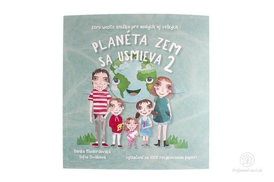 Planéta Zem sa usmieva 2 - kniha