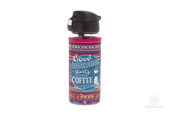 Sklenená fľaša Biodora - s obalom