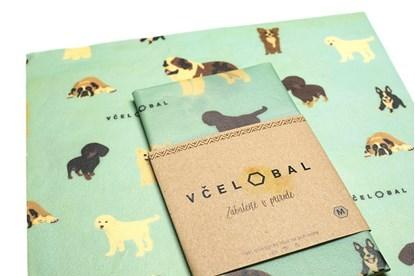 Obrázok pre výrobcu Včelobal M - psíčkovia