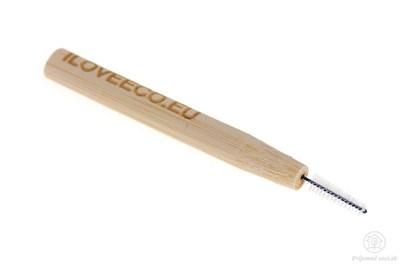 Obrázok pre výrobcu Bambusové medzizubné kefky- 1,0mm (5ks)