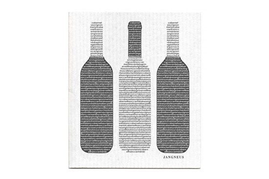 Hubka - víno - čierne