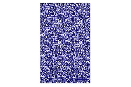 Utierka - lúka modrá