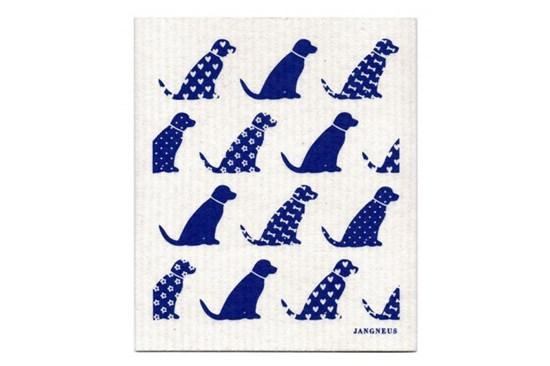 Hubka - psíky modré