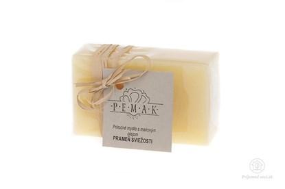 Obrázok pre výrobcu Mydlo s makovým olejom - citrusové