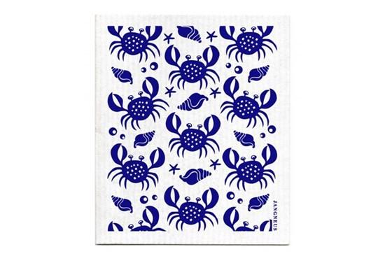 Hubka - kraby modré