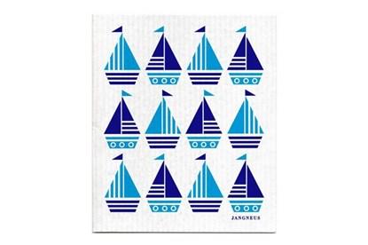 Obrázok pre výrobcu Hubka - loďky tyrkysové