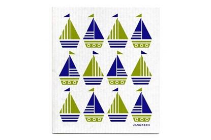 Obrázok pre výrobcu Hubka - loďky zelené