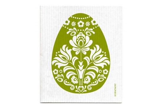 Hubka - vajíčko zelené
