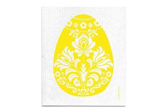 Hubka - vajíčko žlté