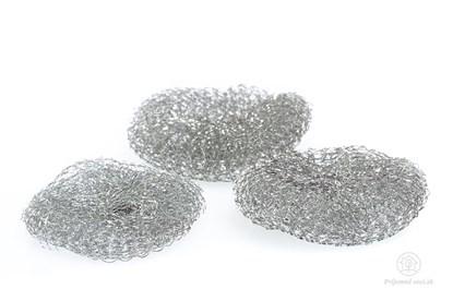 Obrázok pre výrobcu Kovová drôtenka malá (3ks)