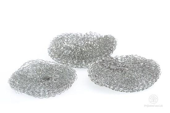 Kovová drôtenka malá (3ks)