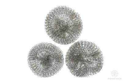 Obrázok pre výrobcu Kovová drôtenka veľká (3ks)