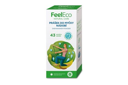 Obrázok pre výrobcu Feel Eco prášok do umývačky riadu 860g