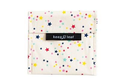 Obrázok pre výrobcu Látkové vrecko na desiatu - hviezdičky