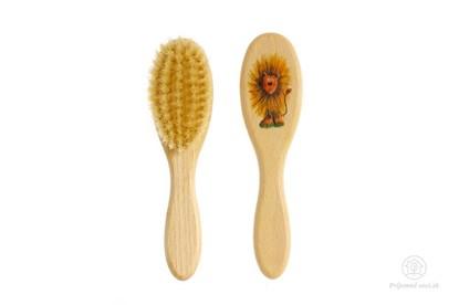 Obrázok pre výrobcu Kefka na vlasy pre deti - lev