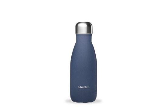 Termofľaša Qwetch - 260ml - modrá