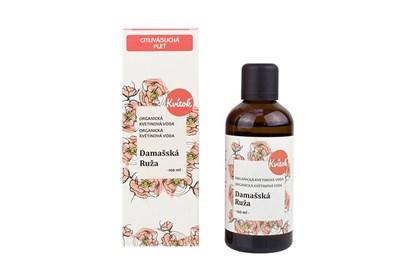 Obrázok pre výrobcu Pleťová voda Kvitok - damašská ruža