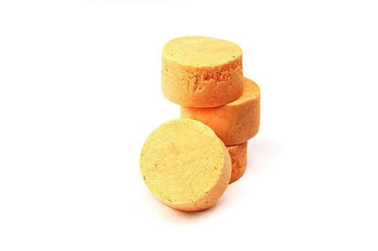 Tuhý šampón NAMY - pomaranč 40g
